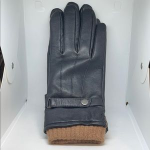 Noos Shop Goat Leather Gloves Lined w/ Camel Wool